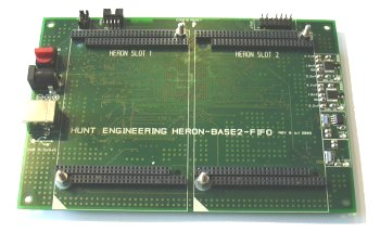 HERON-BASE2 USB based module  carrier