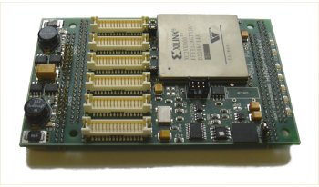 FPGA module with digital I/Os
