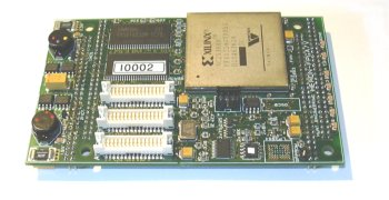 FPGA module with DDR SDRAM
